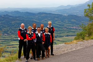 Alle piloter i Team Norway
