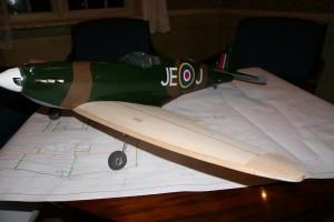 Kjell bygger fly